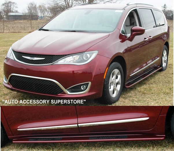 Chrysler Pacifica Running Boards