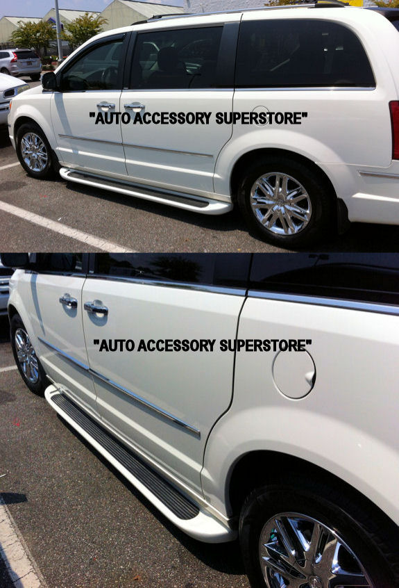 Dodge Grand Caravan Running Boards