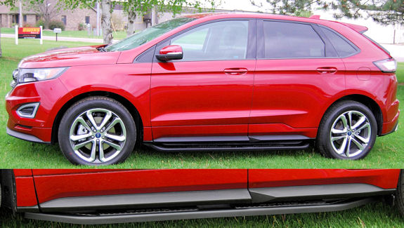 2015 Ford Edge Running Boards