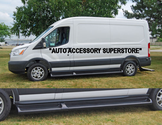 2015-Up Ford Transit Running Boards