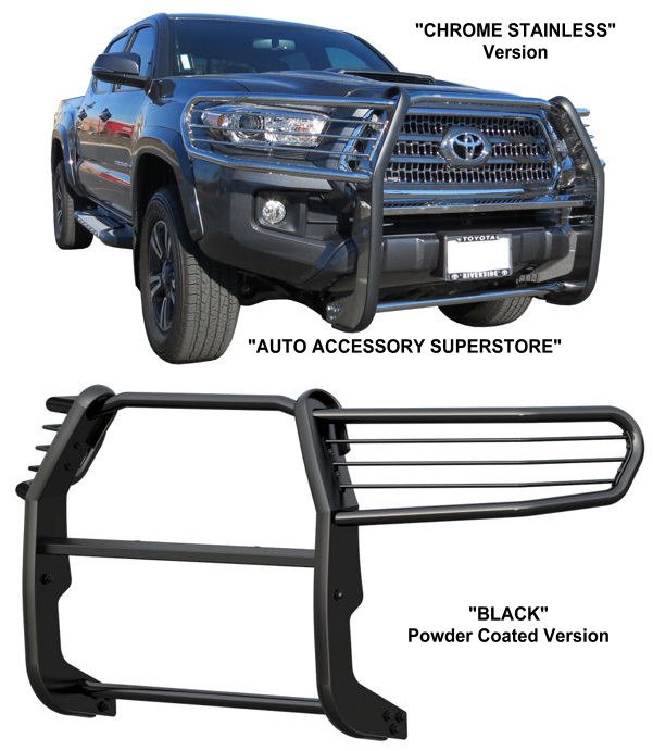 2016-Up Toyota Tacoma Grille Guard