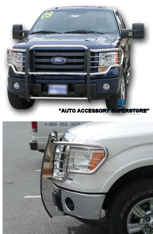 Ford F150 Brush Guard