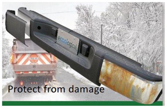 truck bumper cover