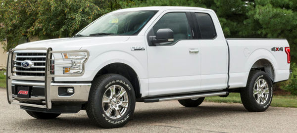 Ford F150 Grille Guard