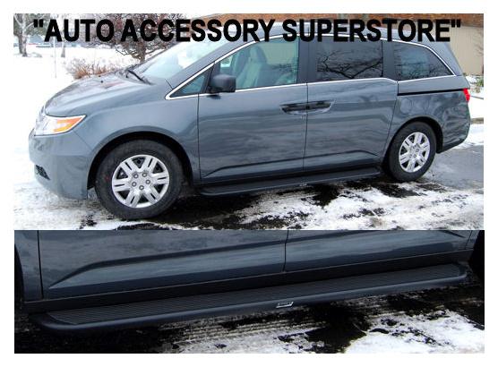 Honda Odyssey Running Boards